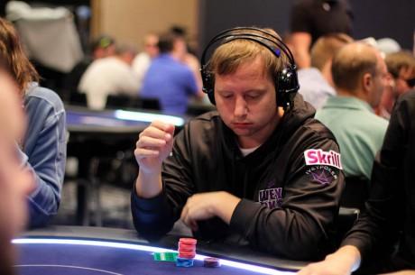 PokerStars.com EPT Barcelona Dag 3: Vandersmissen, De Meulder, Feenstra en Bhaggoe door