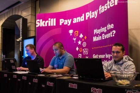 Платежная система Skrill заявляет о себе на Главном...