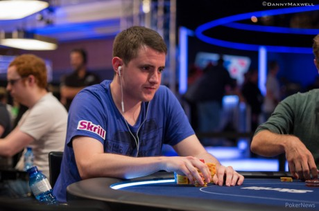 EPT Barcelona Main Event: Tom Middleton fortsat chipleader
