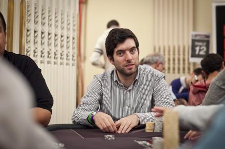 PokerStars.com EPT Barcelona High Roller Dia 1: João Barbosa no Dia 2; Schemion Líder &amp...
