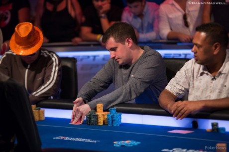 "PokerStars EPT Barcelona Main Event: Tom ""hitthehole"" Middleton Predvodi Finalni Sto"