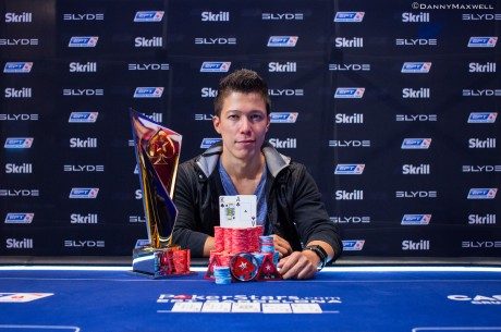 Thomas Muhlocker Defeats Daniel Negreanu To Win EPT Barcelona €10,000 High Roller