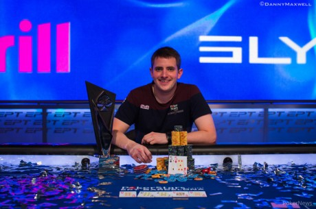 "Tom ""hitthehole"" Middleton Wins PokerStars EPT Barcelona Main Event for €942,000"