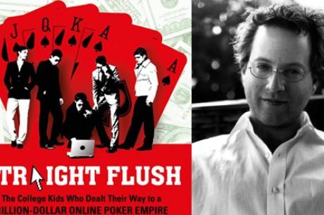 """Išskirtinai: Ben Mezrich aptarinėją """"Straight Flush"""" knygą bei visa tiesa apie Absolute Poker"""