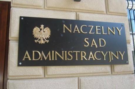 Świetne wiadomości z Naczelnego Sądu Administracyjnego!
