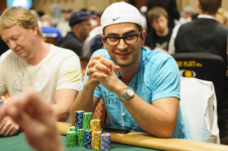 Antonio Esfandiari on Filming Cameo in 20th Century Fox's Upcoming Film Runner Runner