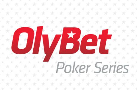 OlyBet Poker Series kvalifikatsioonid internetis