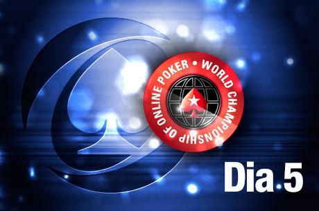 """WCOOP 2013 - Dia 5: Portugueses Marcam Passo e """"Tha Giggy"""" Vence o Maior Prémio do..."""
