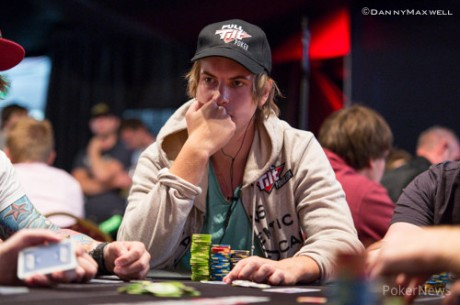 The Online Railbird Report: Blom Loses $1.3 Million; Haxton Week's Biggest Winner