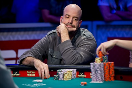 Amir Lehavot Selling Shares for the WSOP Main Event Final Table