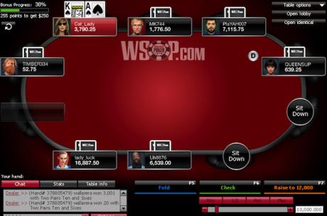 WSOP.com запускает онлайн-игры на реальные деньги в...
