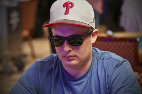 День 1В турніру World Poker Tour Borgata Poker Open: Пол Вольп вийшов...
