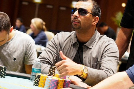 2013 World Poker Tour Borgata Poker Open Day 2: Vohra Leads; Kenney in the Hunt