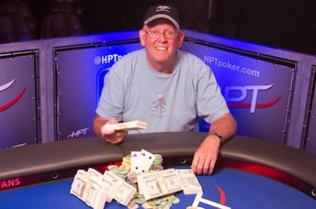 Richard Monroe Wins HPT Golden Gates Casino for $235,494; Kevin Eyster Finishes 7th