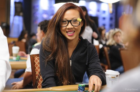My First Big, Televised Cash Game Featuring Kristy Arnett