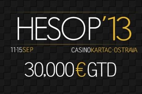 HESOP Ostrava - podsumowanie turniejów
