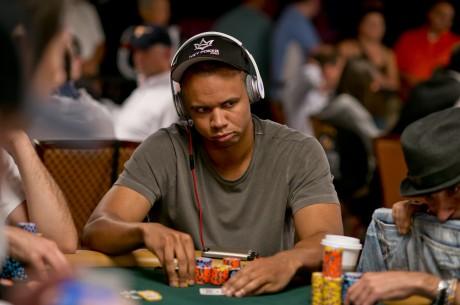 Phil Ivey Ganhou $800,000 na Full Tilt Poker em Quatro Dias