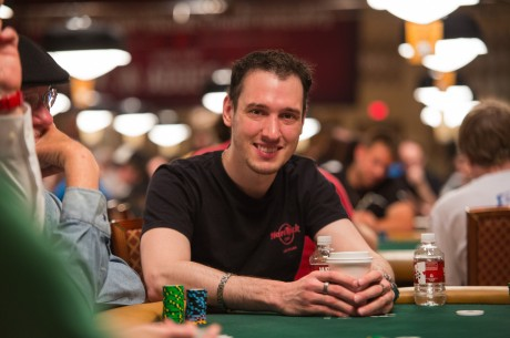 GUKPT Manchester Final Table Reached; Ian Simpson Leads the Way