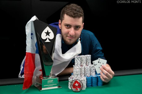 Galal Dahrouj Wins 2013 PokerStars.net Latin American Poker Tour Panama Main Event