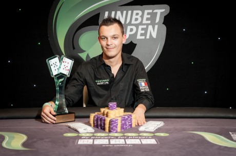 Quentin Lecomte wygrywa 2013 Unibet Open Cannes Main Event