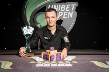 Quentin Lecomte je Osvojio 2013 Unibet Open Kan Main Event