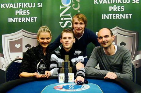 Adrian Pawłowski drugi podczas ČPT Masters!