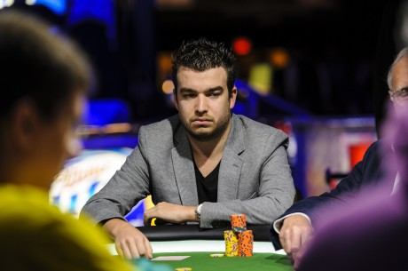 Chris Moorman Less Than $55,000 Away from $10 Million in Lifetime Online Earnings
