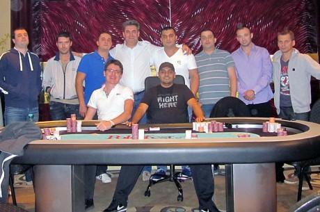 """Покер блог на Станислав """"BEKOBEH"""" Христов: PokerFest CLUB Букурещ, част 1"""