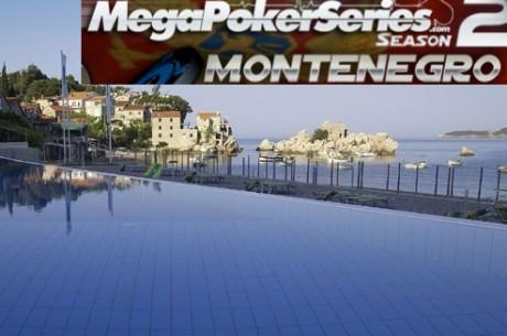Mega Poker Serija Montenegro Main Event je na Samom Početku