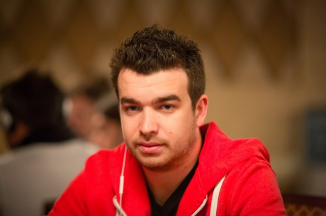 Chris Moorman Less Than $30,000 Away from $10 Million in Lifetime Online Earnings