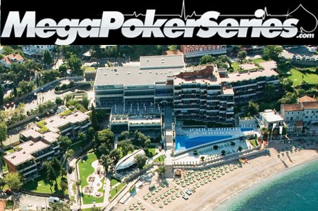 Live Streaming - Mega Poker Serija u Crnoj Gori Main Event!