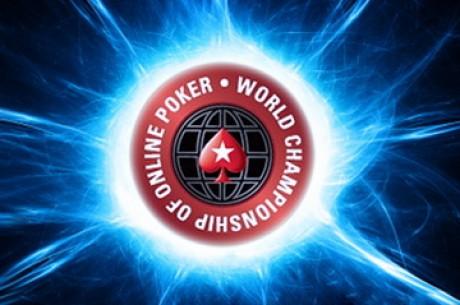 Mamy polskiego mistrza podczas World Championship of Online Poker!