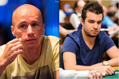 Jude Ainsworth Tops the UK & Ireland Rankings, Chris Moorman Close in Second