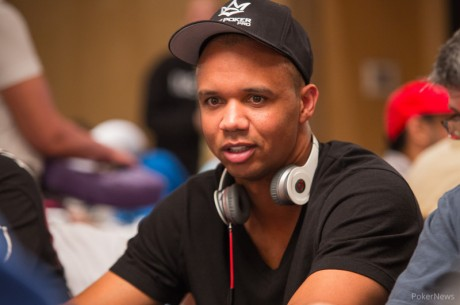 The Online Railbird Report: Phil Ivey Week's Biggest Winner; Polk vs. Sulsky Update