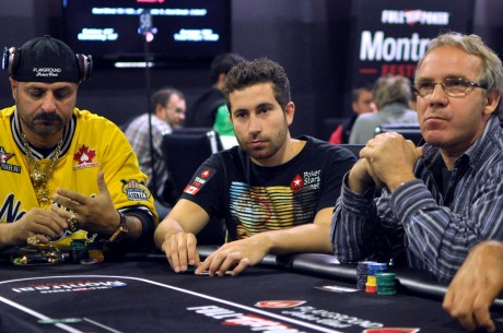 Entrevistas PokerNews: Jonathan Duhamel en el Full Tilt Poker Montreal
