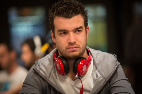 Chris Moorman sobrepasa los 10M$ en ganancias online en su carrera