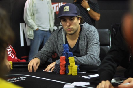 Full Tilt Poker Montreal Main Event Day 1b: Quebec Native Rivet Leads Survivors