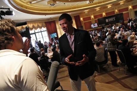 Президент World Poker Tour Адам Плиска обговорює Alpha8