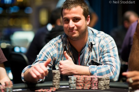 Daniel Galla Tops UKIPT Series 3 Day 1B; £21,770 Awaits the Champion