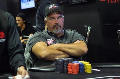 День 1с мейн-ивента серии Full Tilt Poker Montreal: Сент-Майкл...