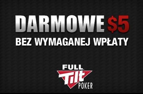 Odebrałeś darmową kasę od Full Tilt Poker?