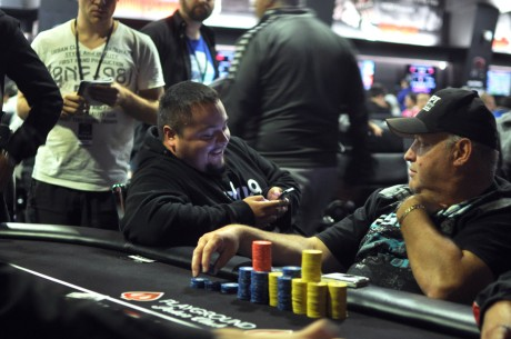 Full Tilt Poker Montreal: 136 Players Remain After a Crazy Bubble Bursts