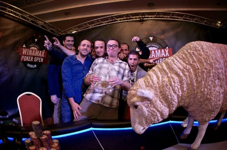 Jerome Guermeur Wins the Winamax Poker Open in Dublin