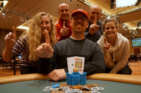 Brad Albrinck Wins World Series of Poker Circuit Cincinnati for $221,994