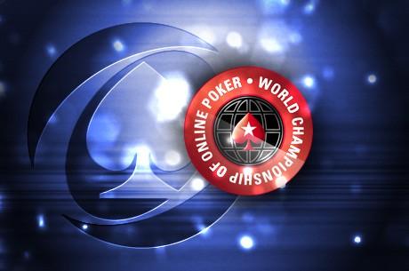 Stół finałowy WCOOP Main Event z odkrytymi kartami - zobacz jak AA niszczy AA!