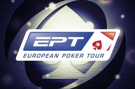 European Poker Tour antrasis mūšis - Londone (transliacijų grafikas)