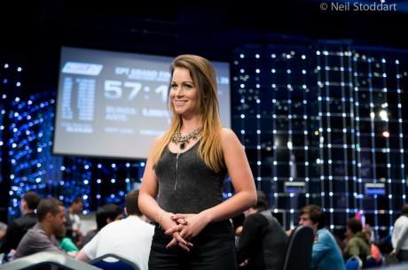 Naujoji PokerStars komandos narė - žavioji Natalie Hof