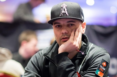 Henrique Pinho e Nanev no Dia 2 UKIPT; Jomané 4º no £110 Win the Button
