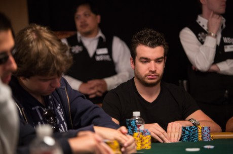 Chris Moorman Returns to the UK & Ireland Number One Spot