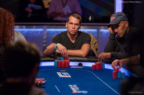 PokerStars.com EPT London £50,000 Super High Roller Day 2: Finger Leads Final Table